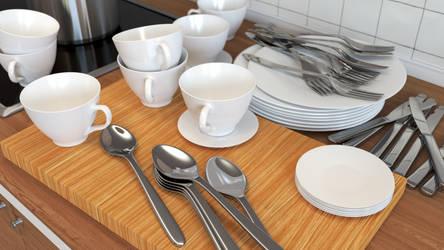Tableware by TheKehlim
