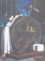 St. Joan In Prison by kolaboy