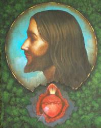 Christ Pantocrator by kolaboy