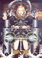 The Catherine Wheel 2 by kolaboy