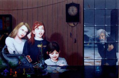 Les Enfants de la Croix-chimique by kolaboy