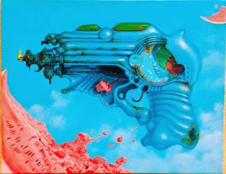 Apostolic Ray Gun by kolaboy