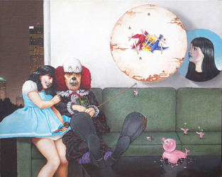 The Silver Apples Of The Moon by kolaboy