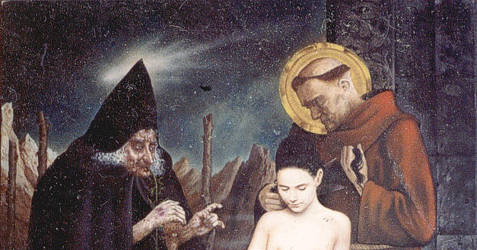 The Consecration of St Joan by kolaboy