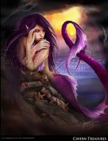 Cavern Treasures by MysticMoonMedia
