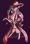 Carmen Sandiego Tribute by PeppeComix