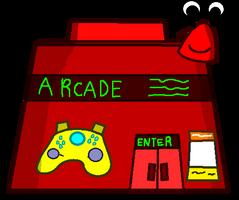 Arcade Exterior Ariel View! by Seth4564TI