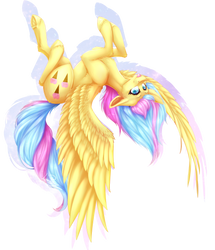 --==COMMISSION==- - Candy Cloud by LumiP0ny