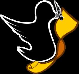 Cutie Mark - Blackbird by Alexlayer