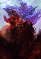 The summoner by Nahelus