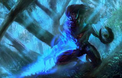Soul Reaver: Raziel by Nahelus