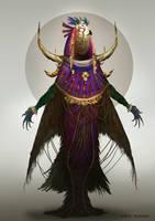Horus by Nahelus