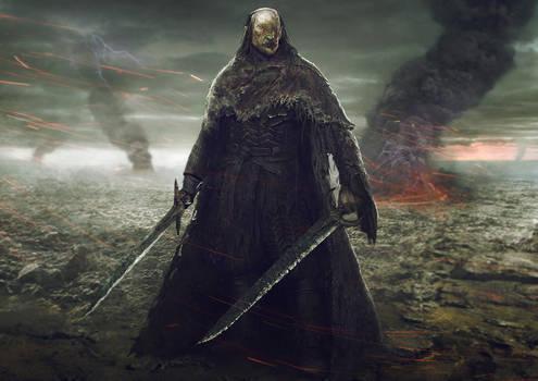 Myrddraal by Nahelus