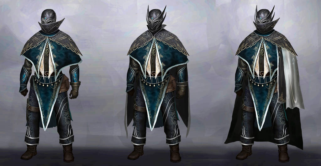Assassin Guards by Nahelus