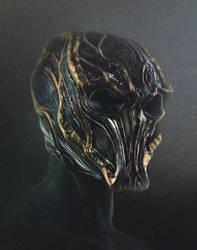 Helmet concept by Nahelus