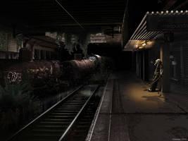 Train station ... by maxoupc