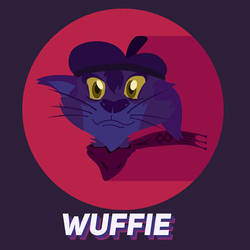 Vector Art Icon Wuffie by Poila-Invictiwerks