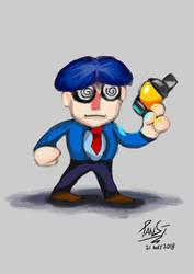 Character Design for Lightning Lemon by Poila-Invictiwerks