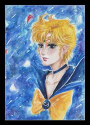 Uranus for Ann-kane by V-chanek
