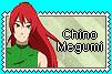 Megumi stamp by Hirfael9