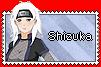Shizuka stamp by Hirfael9