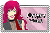 Yuko stamp by Hirfael9