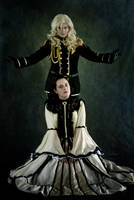 Der Tod and duchess Sophie by spilgrym