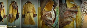 Rumplestiltskin's The Price of Gold outfit - OUaT by giusynuno