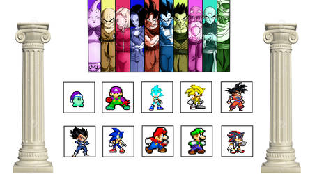Universe 7 (tournament Of Power) by Frost207