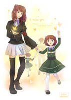 Umineko: I miss you by kariavalon