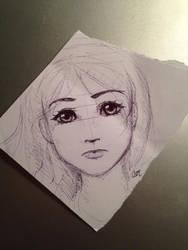 Doodle Sketch by Birdie121