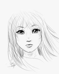Sketch by Birdie121