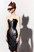 corset dress by ladylucie