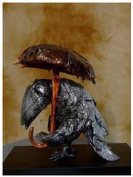 Crow by sergey-oriart