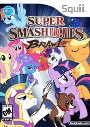 Super Smash Bronies Brawl by nickyv917