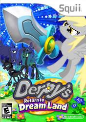 Derpy's Return to Dreamland by nickyv917
