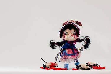 Little Bo Peep by vimfuego