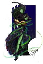 Wicked - Ana by vimfuego