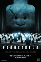 LEGO Prometheus Poster by Icewalkerman