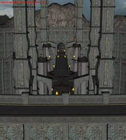 The arena is set...soon the battle will start by TRAGICHEROINESCOMICS