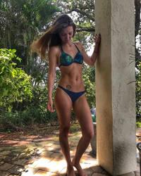 Blue bikini by BikiniNina