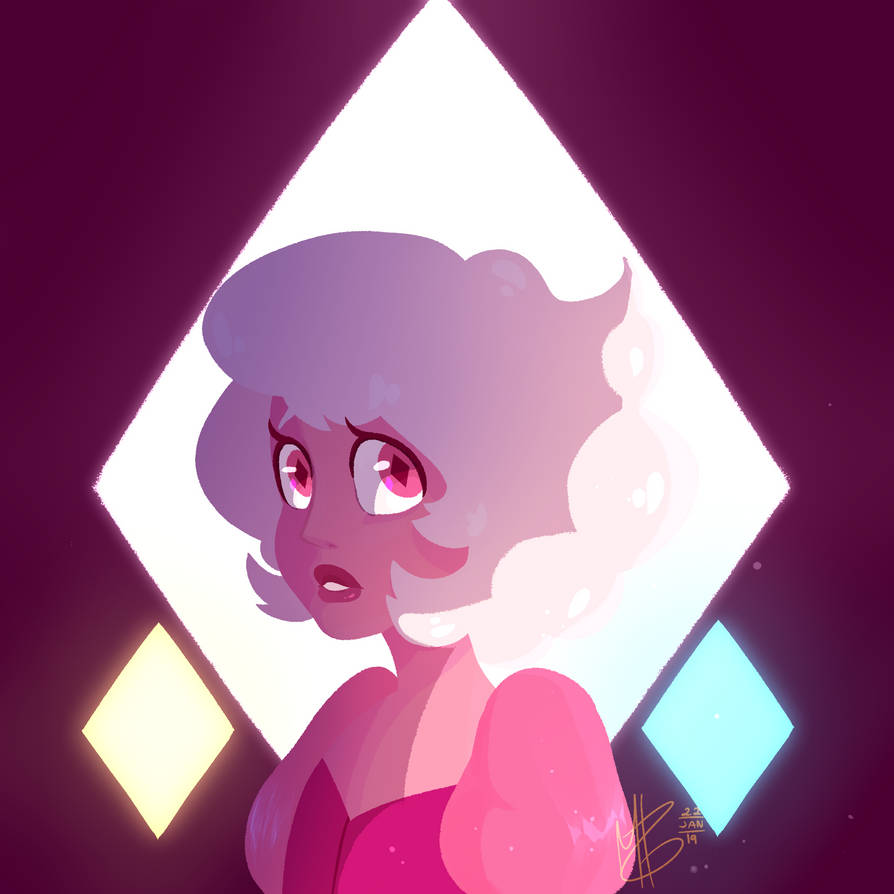 Well, the new episode was really cool, anyways, I love Pink Diamond's design sooo I had to draw her!       If you use my art make sure to ask first and cred...