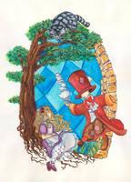 Alice in my wonderland by Soji-chan