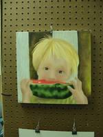 Watermelonboy by Elsaprairie