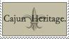 Cajun Stamp by Disdainful-Loni