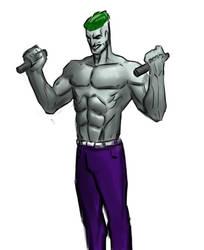 Joker by AlphaD16