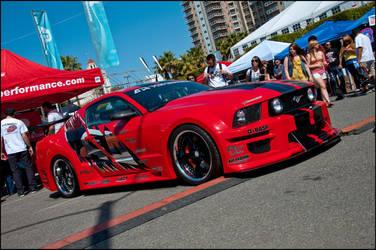 APR Mustang by SharkHarrington