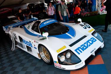 1990 Mazda 787 by SharkHarrington