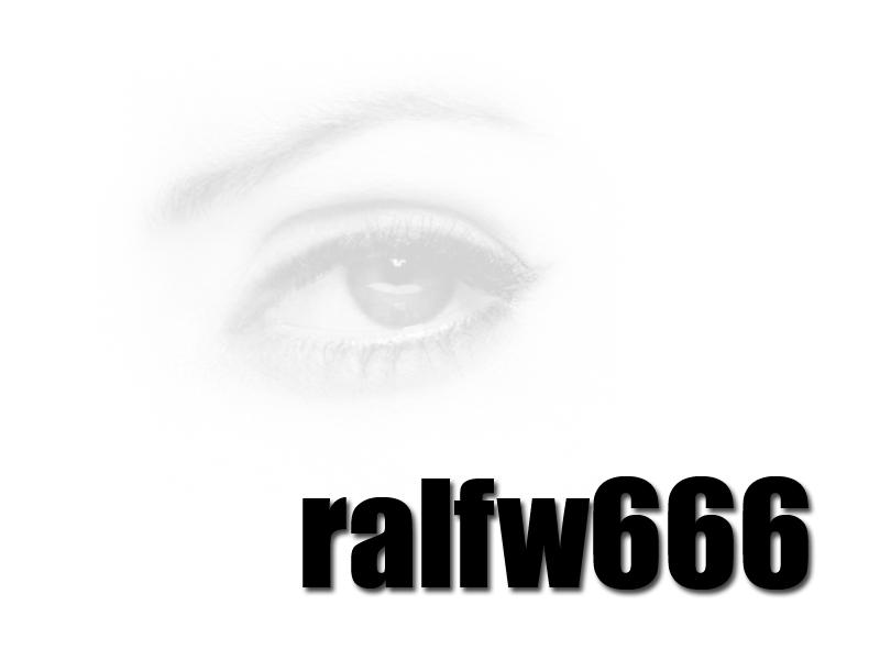 ralfw666's Profile Picture
