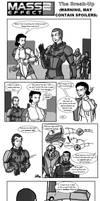 Mass Effect 2 The Break Up by HGuyver